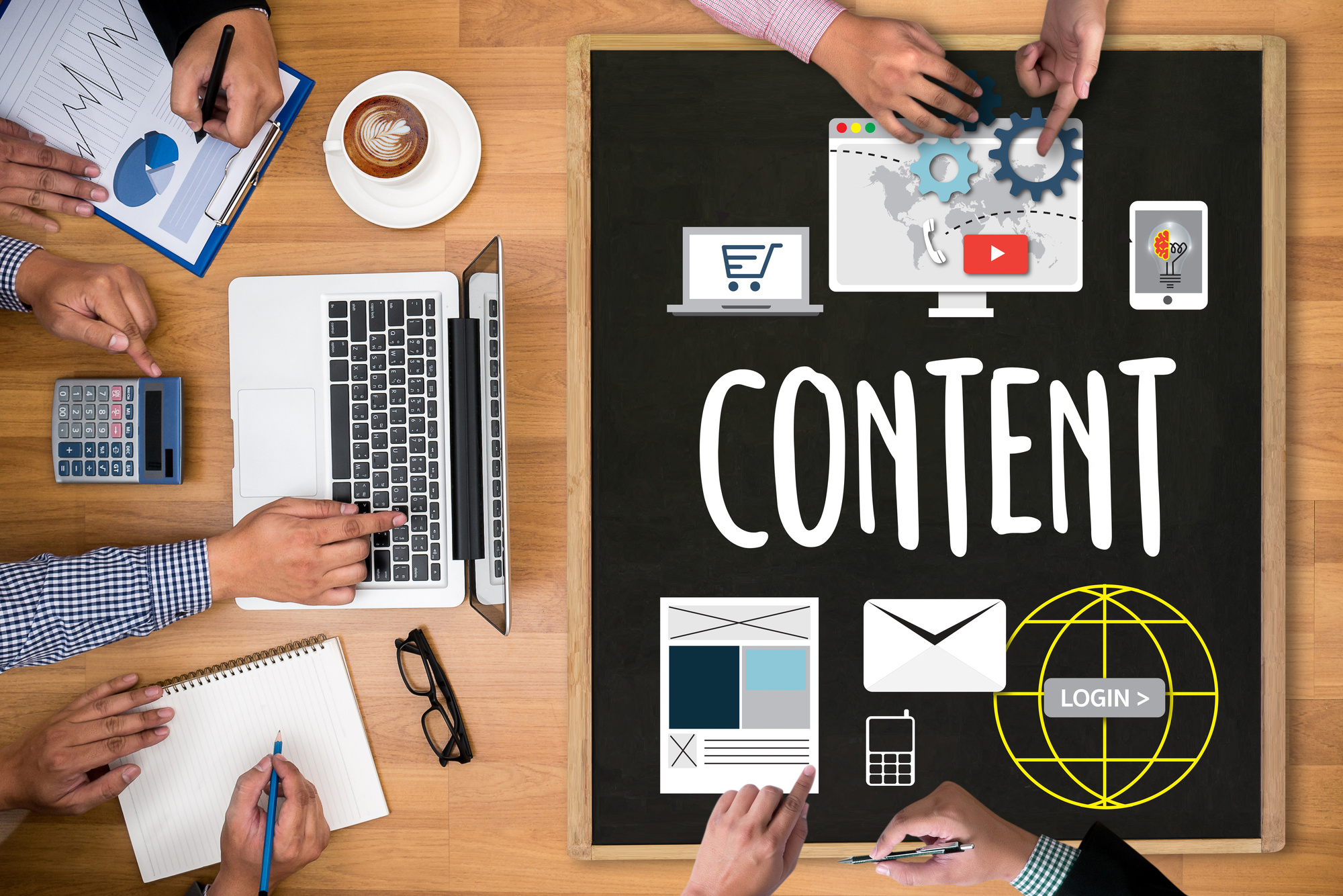 How to Create an Effective Content Marketing Strategy for Your Moving Company
