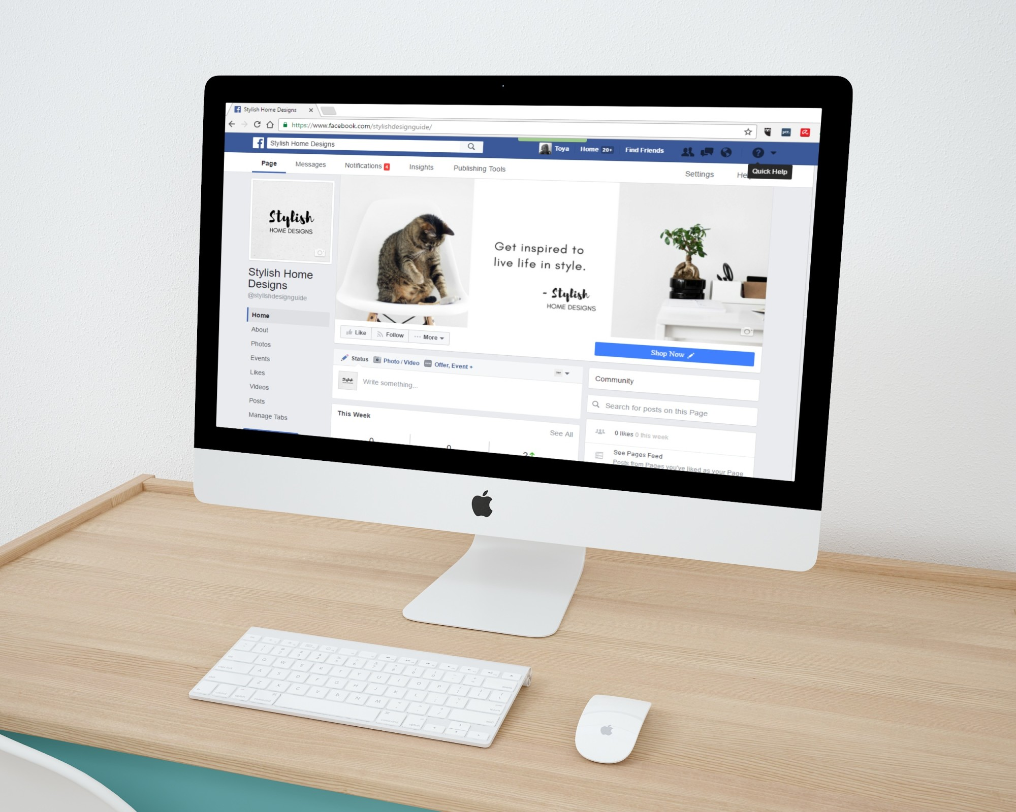Why Your Moving Company Needs a Facebook Business Page and Website to Thrive