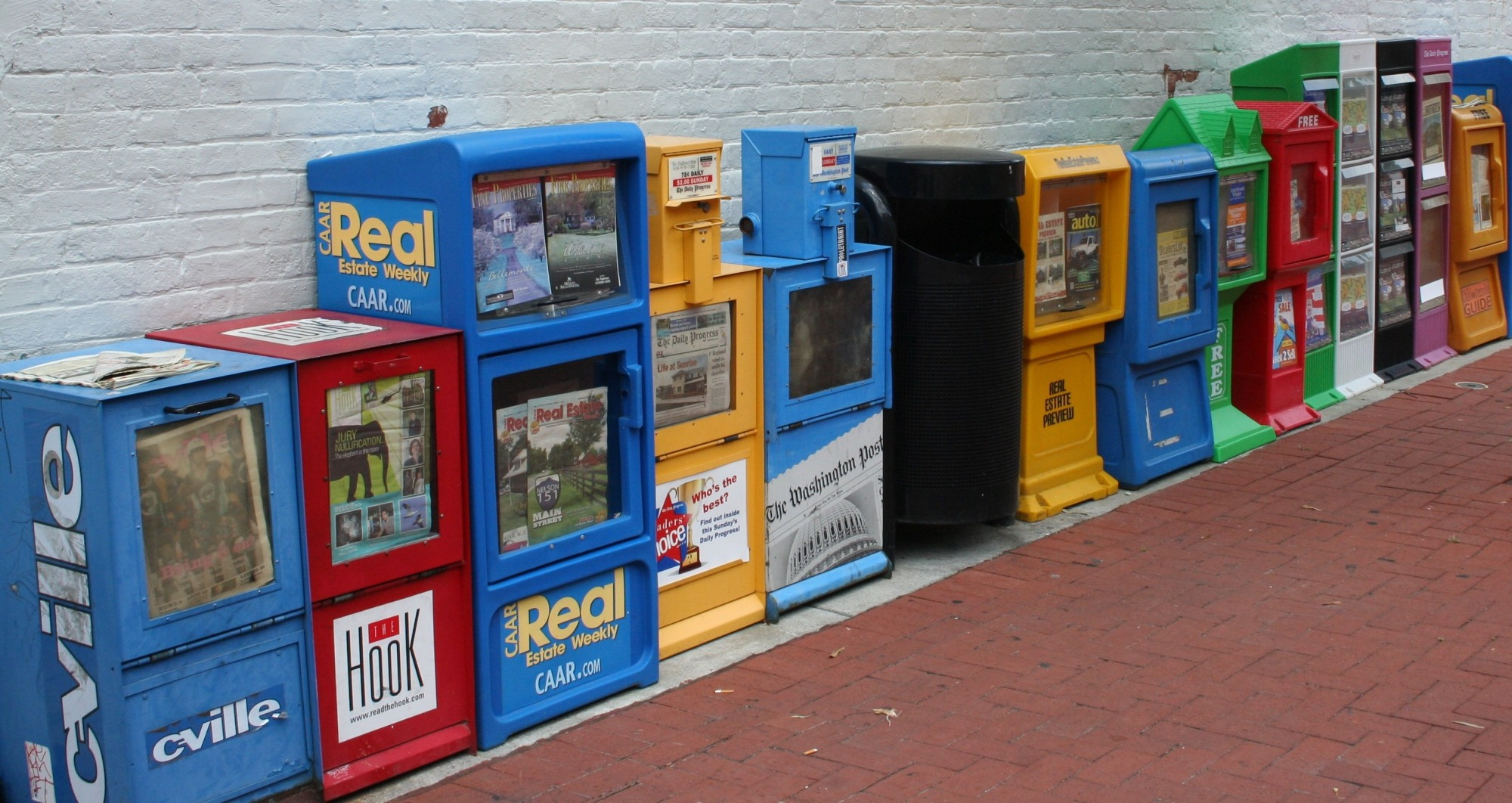 Why Print Marketing Media Will Never Die